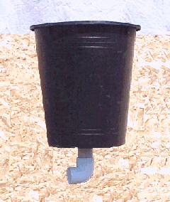 Filtration products for Settlement tank for koi pond